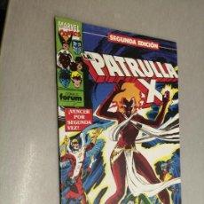 Cómics: PATRULLA X SEGUNDA EDICIÓN Nº 8 / MARVEL - FORUM. Lote 243884025
