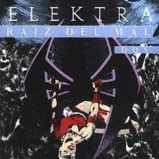 Cómics: ELEKTRA RAIZ DE MAL DOS. Lote 243884685