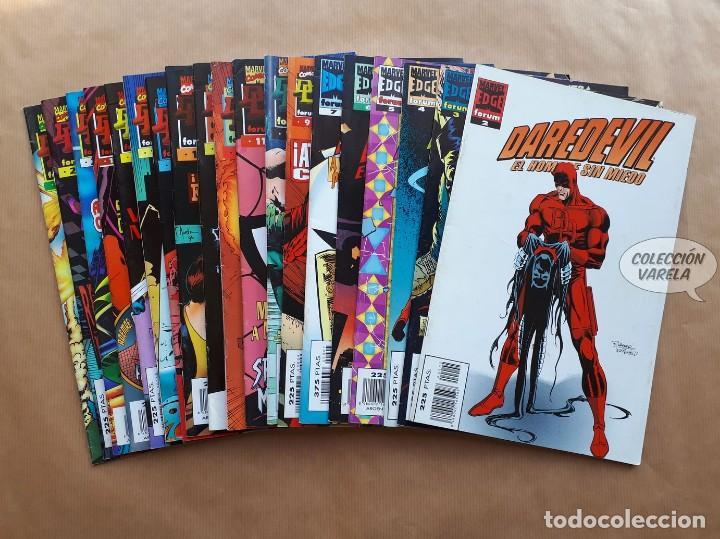 DAREDEVIL VOL 3 - 1 A 22 COMPLETA A FALTA DE 1 8 Y 15 - FORUM (Tebeos y Comics - Forum - Daredevil)