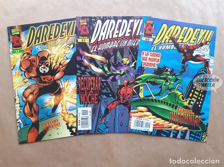 Cómics: Daredevil vol 3 - 1 a 22 Completa a falta de 1 8 y 15 - Forum - Foto 5 - 243886285