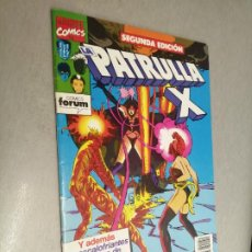 Comics: PATRULLA X SEGUNDA EDICIÓN Nº 40 / MARVEL - FORUM. Lote 243887890