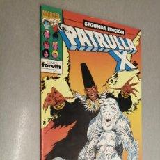 Comics: PATRULLA X SEGUNDA EDICIÓN Nº 41 / MARVEL - FORUM. Lote 243887935