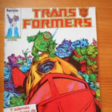 Cómics: TRANSFORMERS - Nº 25 - FORUM - PROCEDE DE RETAPADO (A). Lote 243889035
