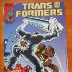 Cómics: TRANSFORMERS - Nº 26 - FORUM - PROCEDE DE RETAPADO (A). Lote 243889365