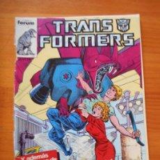 Fumetti: TRANSFORMERS - Nº 27 - FORUM - PROCEDE DE RETAPADO - LEER DESCRIPCION (A). Lote 243889955