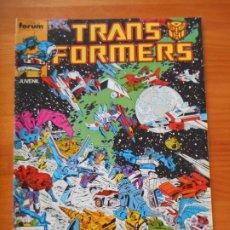 Cómics: TRANSFORMERS - Nº 37 - FORUM (A). Lote 243890340