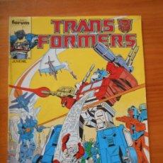 Cómics: TRANSFORMERS - Nº 38 - FORUM (A). Lote 243890665