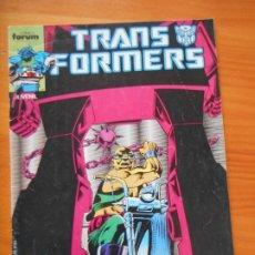 Cómics: TRANSFORMERS - Nº 42 - FORUM (A). Lote 243891010