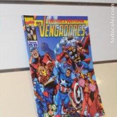 Cómics: LOS VENGADORES VOL. 3 HEROES RETURN Nº 1 MARVEL - FORUM. Lote 243891505