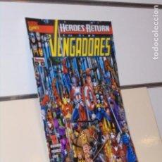 Cómics: LOS VENGADORES VOL. 3 HEROES RETURN Nº 2 MARVEL - FORUM. Lote 243891770