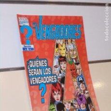 Cómics: LOS VENGADORES VOL. 3 Nº 4 MARVEL - FORUM. Lote 243892300