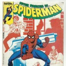 Cómics: SPIDERMAN, RETAPADO 46 AL 50, 1984, FORUM, BUEN ESTADO. Lote 243904270