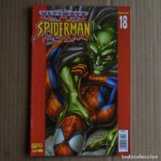 Cómics: ULTIMATE SPIDERMAN, 18. FORUM. LITERACOMIC. Lote 243975030