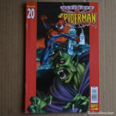 Cómics: ULTIMATE SPIDERMAN, 20. FORUM. LITERACOMIC. Lote 243975165