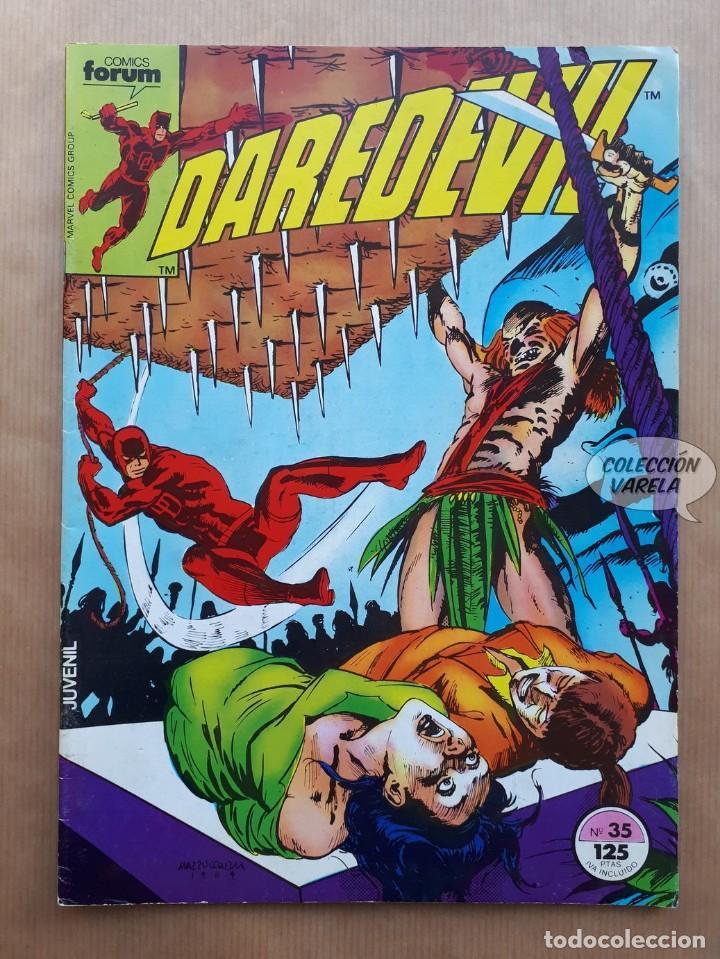 DAREDEVIL VOL 1 Nº 35 - FORUM (Tebeos y Comics - Forum - Daredevil)