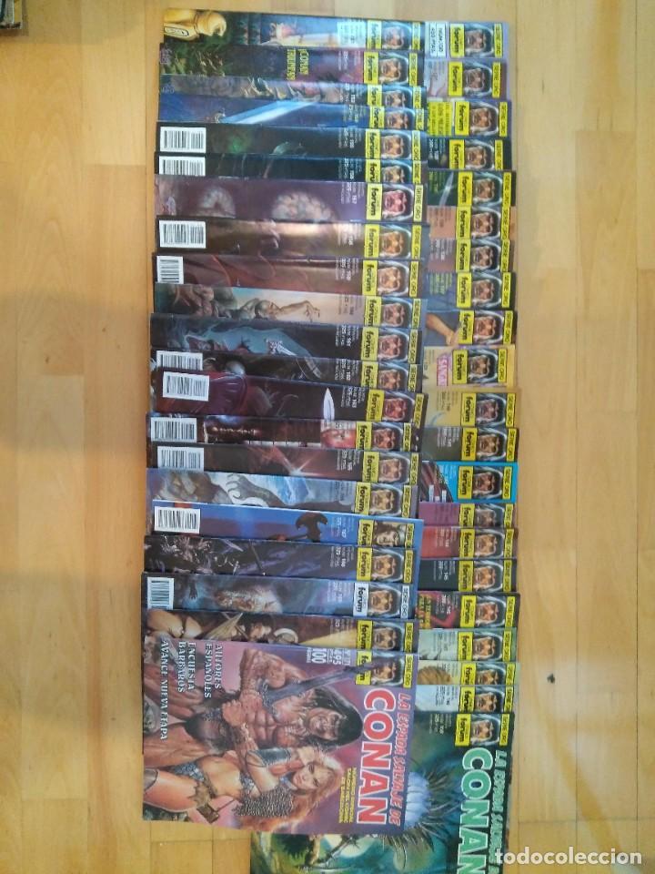 Cómics: La espada salvaje de Conan. Volumen I - Foto 3 - 243991950
