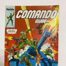 Fumetti: COMANDO G.I.JOE. - Nº 1 - OPERACION JUICIO FINAL. COMICS FORUM.. Lote 243993405