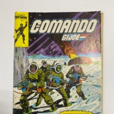 Fumetti: COMANDO G.I.JOE. - Nº 2 - PANICO EN EL POLO NORTE. COMICS FORUM.. Lote 243993585