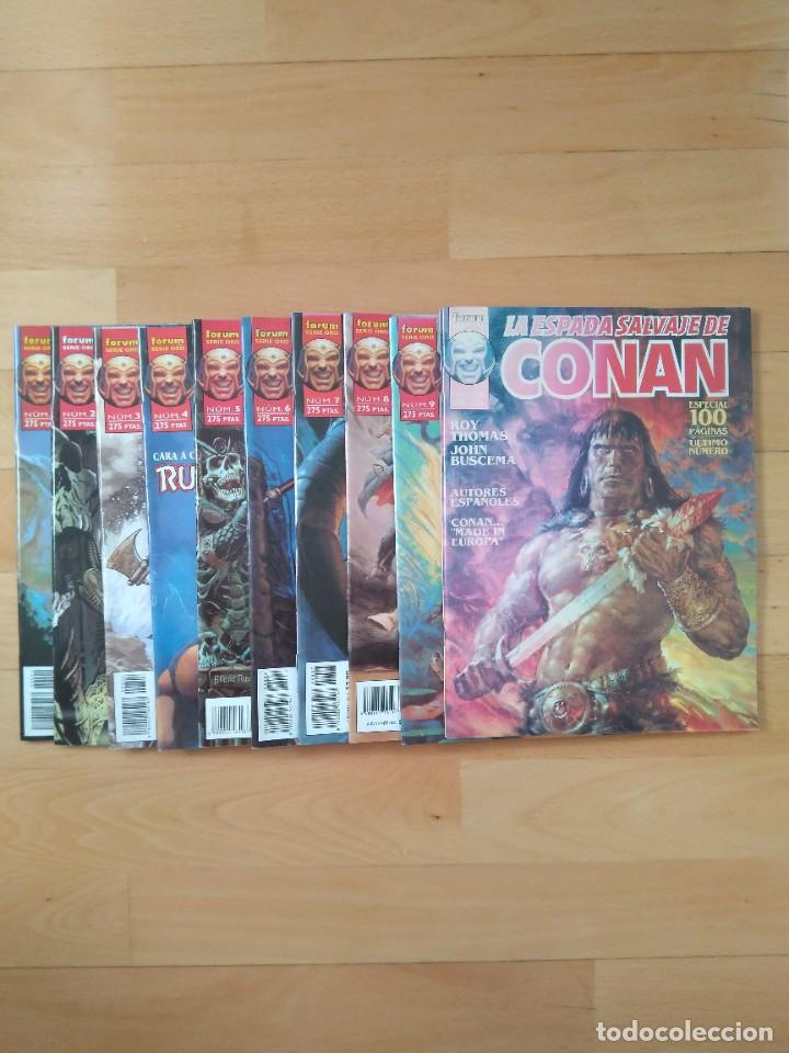 LA ESPADA SALVAJE DE CONAN. VOLUMEN II (Tebeos y Comics - Forum - Conan)