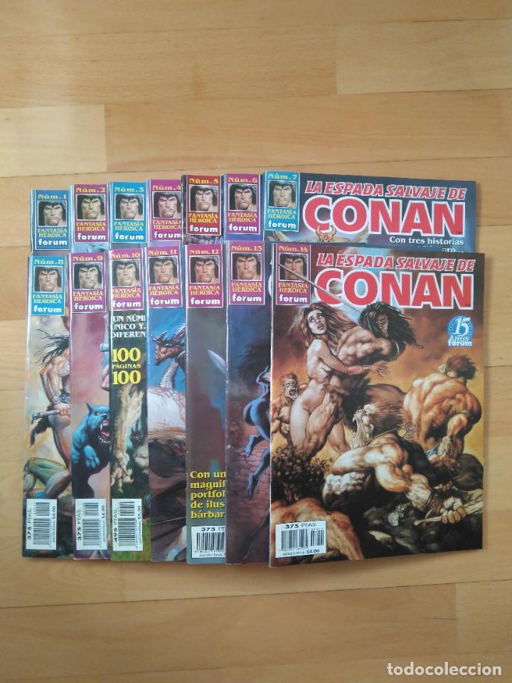 LA ESPADA SALVAJE DE CONAN. VOLUMEN III (Tebeos y Comics - Forum - Conan)