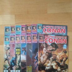 Cómics: LA ESPADA SALVAJE DE CONAN. VOLUMEN III. Lote 243997385