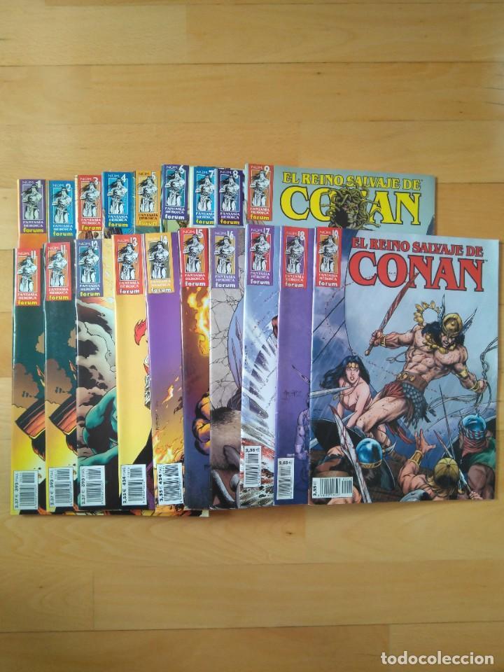 EL REINO SALVAJE DE CONAN (Tebeos y Comics - Forum - Conan)