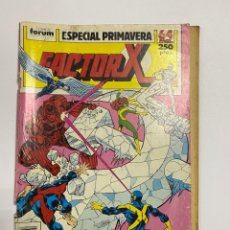 Cómics: FACTOR X. ESPECIAL PRIMAVERA. COMICS FORUM. EDITORIAL PLANETA DEAGOSTINI. Lote 244000705