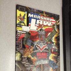 Cómics: MARSHAL LAW Nº 1 / EPIC COMICS - FORUM. Lote 244004425