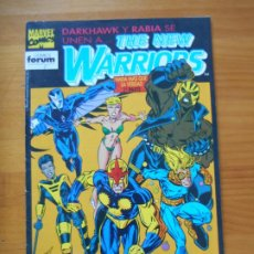 Cómics: THE NEW WARRIORS Nº 22 - MARVEL - FORUM (6N). Lote 244009565