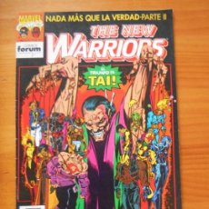 Cómics: THE NEW WARRIORS Nº 23 - MARVEL - FORUM (6N). Lote 244009680