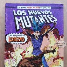 Cómics: MARVEL TWO-IN-ONE LOS NUEVOS MUTANTES LOBEZNO - Nº 44 - FORUM. Lote 244193495