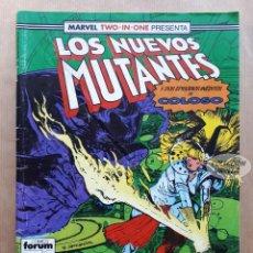 Cómics: MARVEL TWO-IN-ONE LOS NUEVOS MUTANTES LOBEZNO - Nº 49 - FORUM. Lote 244194135