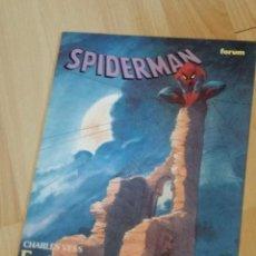 Cómics: SPIDERMAN ESPIRITUS DE LA TIERRA CHARLES VESS FORUM 1992. Lote 244194535