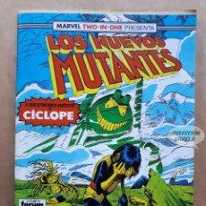 Cómics: MARVEL TWO-IN-ONE LOS NUEVOS MUTANTES LOBEZNO - Nº 53 - FORUM. Lote 244194830