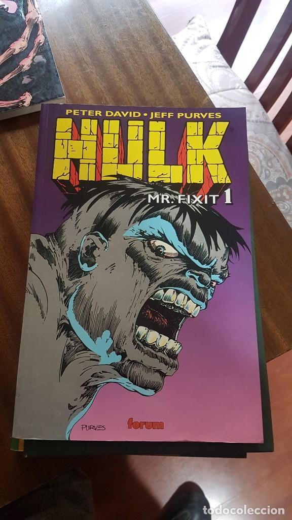 HULK . MR. FIXIT 1 Y 2 (Tebeos y Comics - Forum - Hulk)