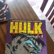 Cómics: HULK . MR. FIXIT 1 Y 2. Lote 244021750