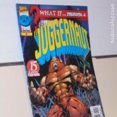 Cómics: WHAT IF VOL. 2... PRESENTA A EL JUGGERNAUT Nº 6 MARVEL - FORUM. Lote 244422005