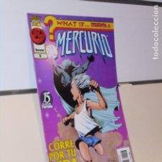 Cómics: WHAT IF VOL. 2... PRESENTA A MERCURIO Nº 8 MARVEL - FORUM. Lote 244422155