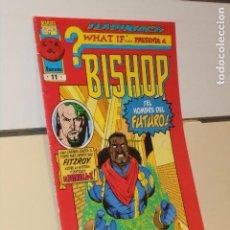 Cómics: WHAT IF VOL. 2... PRESENTA A BISHOP EL HOMBRE DEL FUTURO Nº 11 MARVEL - FORUM. Lote 244422330