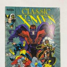 Cómics: CLASSIC X-MEN. Nº 19 - EL MOMENTO DE LA VERDAD. COMICS FORUM.. Lote 244482535