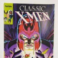 Cómics: CLASSIC X-MEN. Nº 18 - MAGNETO TRIUNFANTE. COMICS FORUM.. Lote 244482655