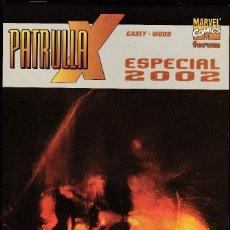 Cómics: PATRULLA-X ESPECIAL 2002 - UNCANNY X-MEN ANNUAL 2001 - FORUM -. Lote 244529485