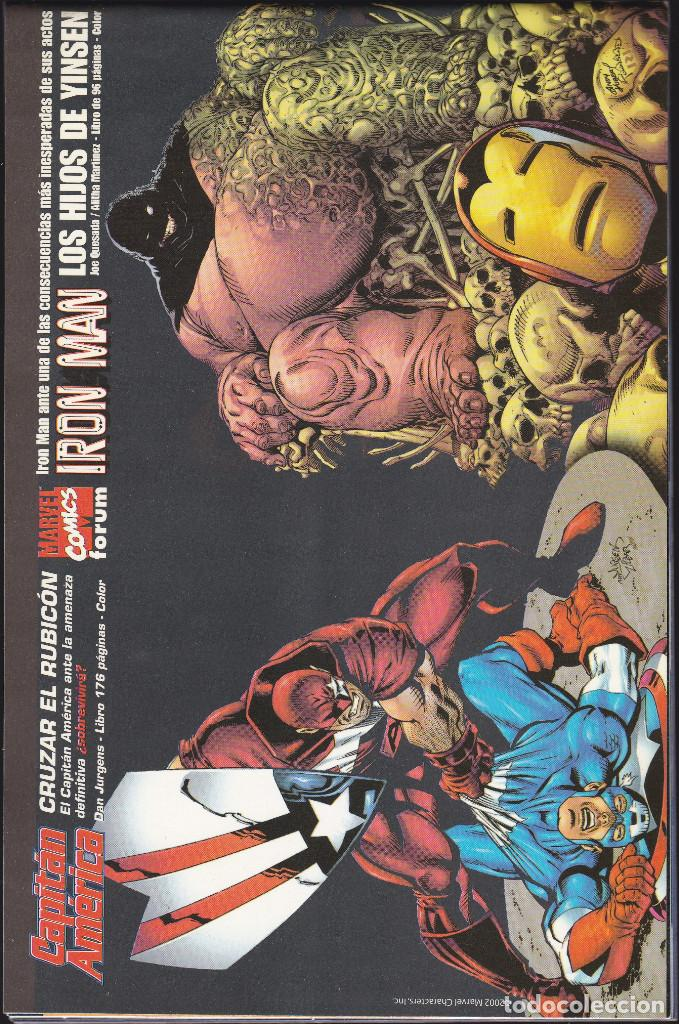 Cómics: NUEVOS X-MEN ESPECIAL 2002 - New X-Men Annual 2001 - FORUM - - Foto 2 - 244529735