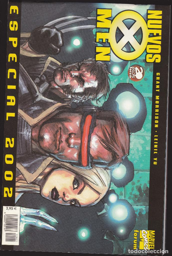 NUEVOS X-MEN ESPECIAL 2002 - NEW X-MEN ANNUAL 2001 - FORUM - (Tebeos y Comics - Forum - Factor X)