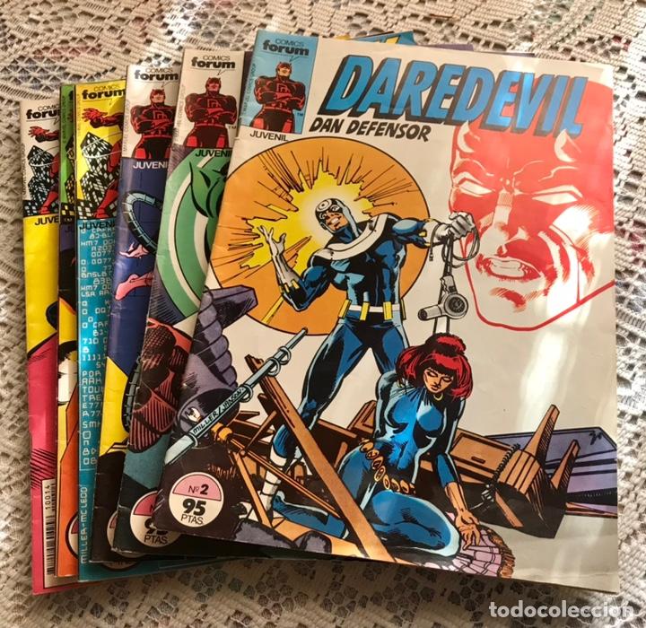 CÓMICS DAREDEVIL (Tebeos y Comics - Forum - Daredevil)