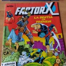 Cómics: FACTOR X 4. Lote 244554200