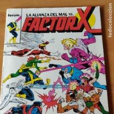 Cómics: FACTOR X 5. Lote 244554270