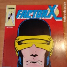 Cómics: FACTOR X 10. Lote 244561765