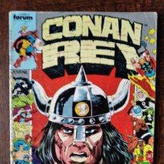 Cómics: CONAN REY Nº 42 - MARVEL COMICS FORUM -. Lote 244581545
