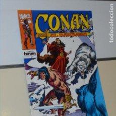 Cómics: CONAN EL BARBARO VOL. 1 Nº 196 MARVEL - FORUM. Lote 244595985